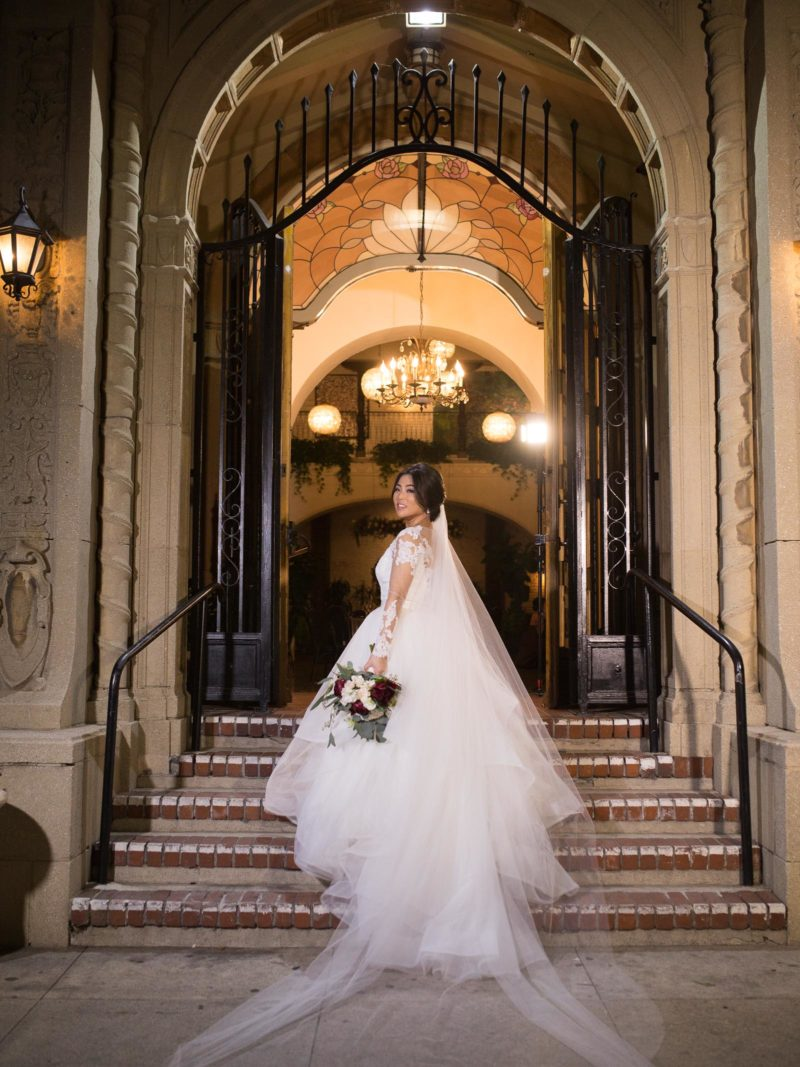 Ebell of Long Beach Wedding