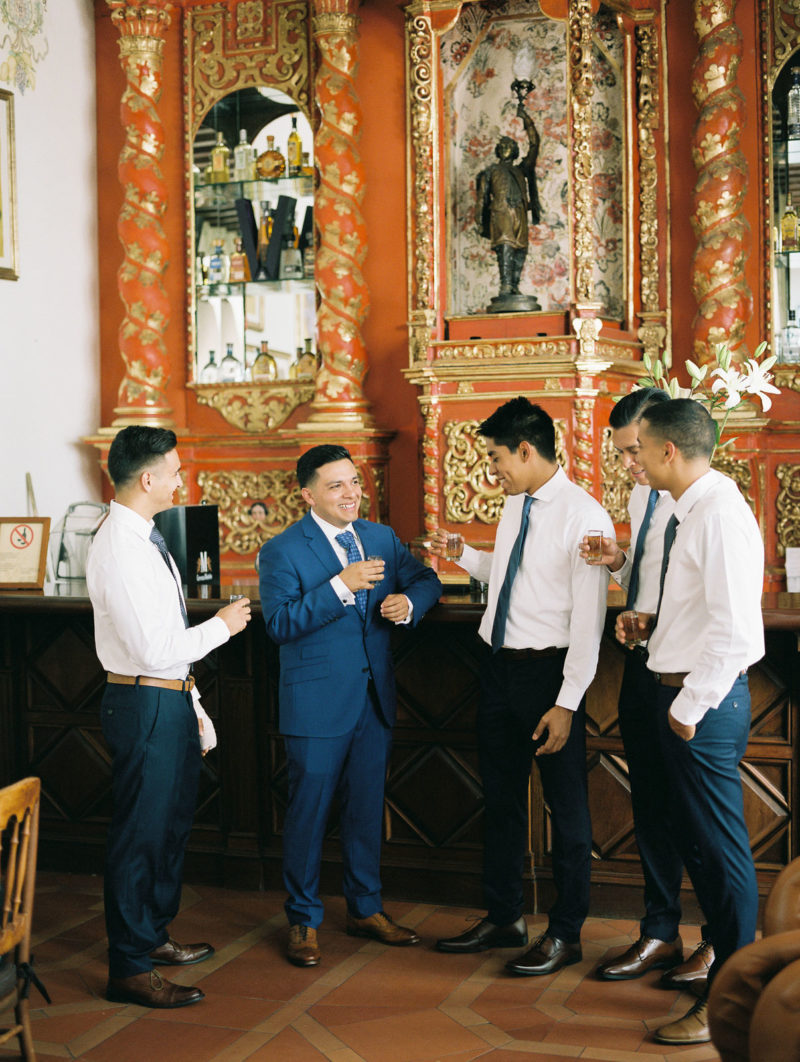Hacienda el Centenario wedding
