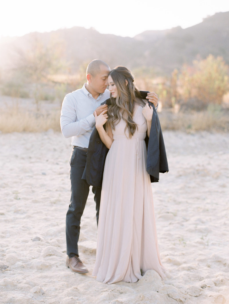 malibu-creek-engagement-session