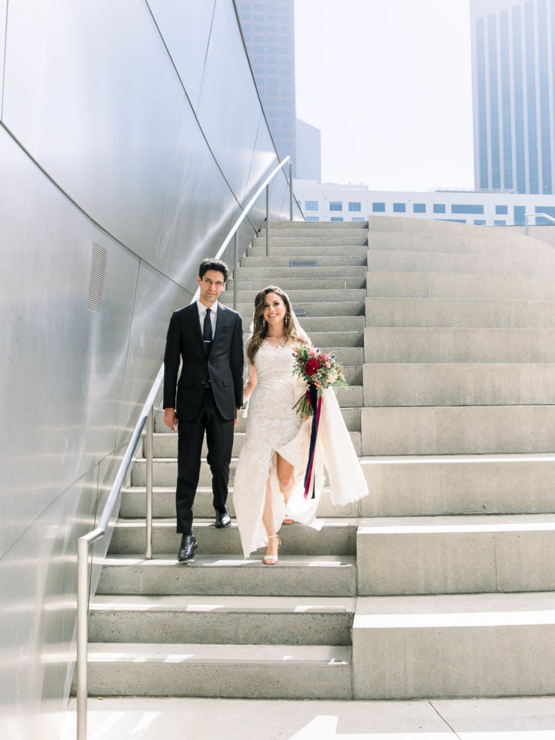 The-Red-Bird-Downtown-LA- Wedding
